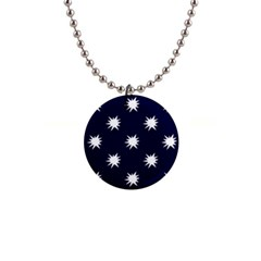 Bursting in Air Button Necklace
