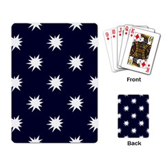 Bursting In Air Playing Cards Single Design