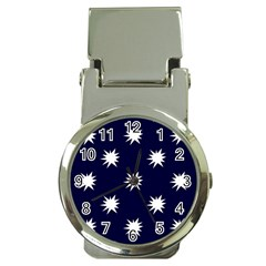 Bursting In Air Money Clip With Watch