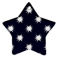 Bursting in Air Star Ornament (Two Sides)