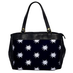 Bursting in Air Oversize Office Handbag (One Side)