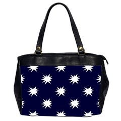 Bursting In Air Oversize Office Handbag (two Sides)
