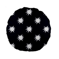 Bursting In Air 15  Premium Round Cushion