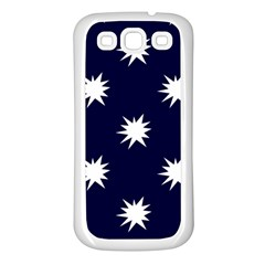 Bursting in Air Samsung Galaxy S3 Back Case (White)