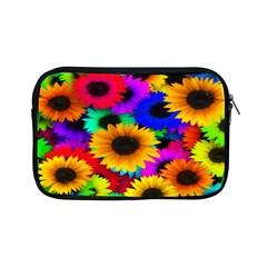 Colorful Sunflowers Apple iPad Mini Zippered Sleeve