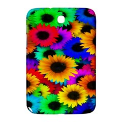 Colorful Sunflowers Samsung Galaxy Note 8 0 N5100 Hardshell Case