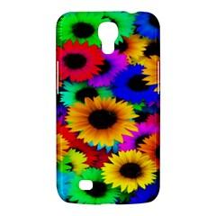 Colorful Sunflowers Samsung Galaxy Mega 6.3  I9200 Hardshell Case