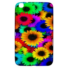 Colorful Sunflowers Samsung Galaxy Tab 3 (8 ) T3100 Hardshell Case