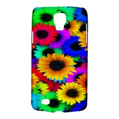 Colorful Sunflowers Samsung Galaxy S4 Active (I9295) Hardshell Case