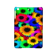 Colorful Sunflowers Apple iPad Mini 2 Hardshell Case