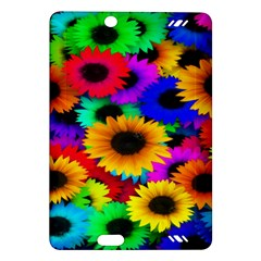 Colorful Sunflowers Kindle Fire HD 7  (2nd Gen) Hardshell Case