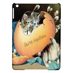 Vintage Easter Apple iPad Air Hardshell Case