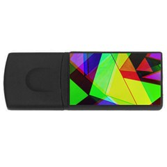 Moderne 2GB USB Flash Drive (Rectangle)