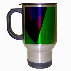 Moderne Travel Mug (Silver Gray)