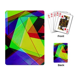 Moderne Playing Cards Single Design
