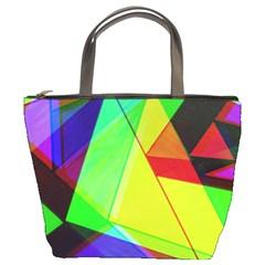 Moderne Bucket Handbag