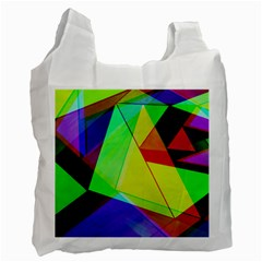 Moderne Recycle Bag (two Sides)