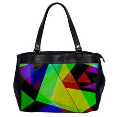 Moderne Oversize Office Handbag (One Side)