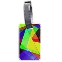 Moderne Luggage Tag (One Side)