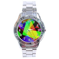Moderne Stainless Steel Watch