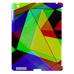 Moderne Apple Ipad 3/4 Hardshell Case (compatible With Smart Cover)