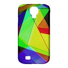 Moderne Samsung Galaxy S4 Classic Hardshell Case (pc+silicone)