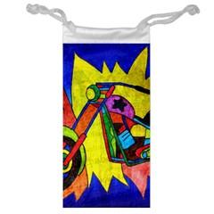 Chopper Jewelry Bag