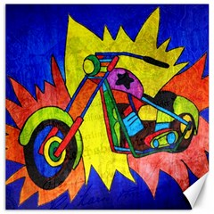 Chopper Canvas 12  x 12  (Unframed)