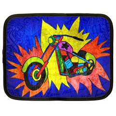 Chopper Netbook Sleeve (large)