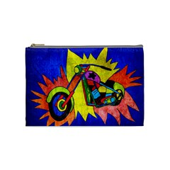 Chopper Cosmetic Bag (Medium)