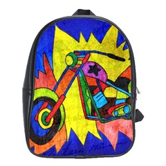 Chopper School Bag (Large)