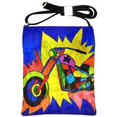 Chopper Shoulder Sling Bag