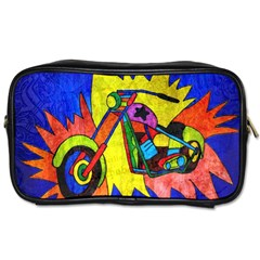 Chopper Travel Toiletry Bag (One Side)