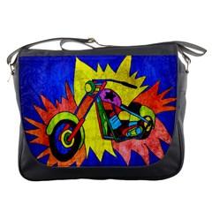 Chopper Messenger Bag