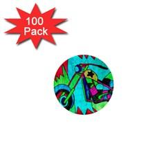 Chopper 1  Mini Button (100 pack)
