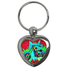 Chopper Key Chain (Heart)