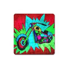 Chopper Magnet (Square)
