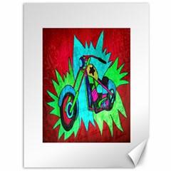 Chopper Canvas 36  x 48  (Unframed)