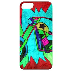 Chopper Apple Iphone 5 Classic Hardshell Case