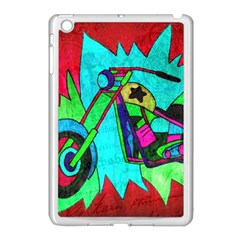 Chopper Apple iPad Mini Case (White)