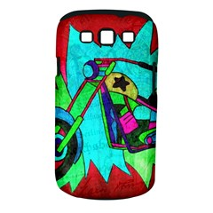 Chopper Samsung Galaxy S Iii Classic Hardshell Case (pc+silicone)