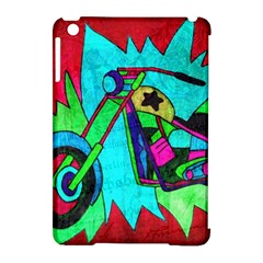Chopper Apple Ipad Mini Hardshell Case (compatible With Smart Cover)