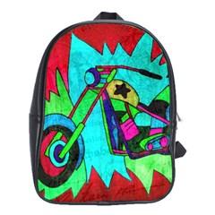 Chopper School Bag (xl)