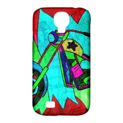 Chopper Samsung Galaxy S4 Classic Hardshell Case (PC+Silicone)