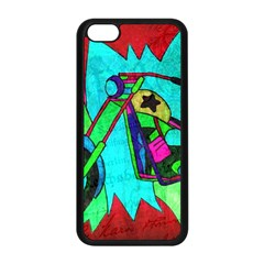 Chopper Apple Iphone 5c Seamless Case (black)