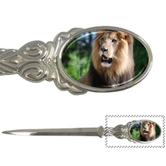 Regal Lion Letter Opener