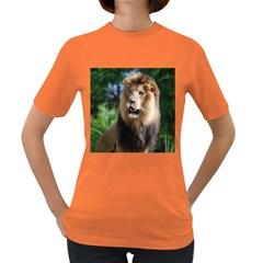 Regal Lion Women s T Shirt (colored)