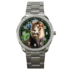 Regal Lion Sport Metal Watch