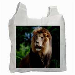 Regal Lion Recycle Bag (Two Sides)