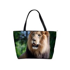 Regal Lion Large Shoulder Bag
